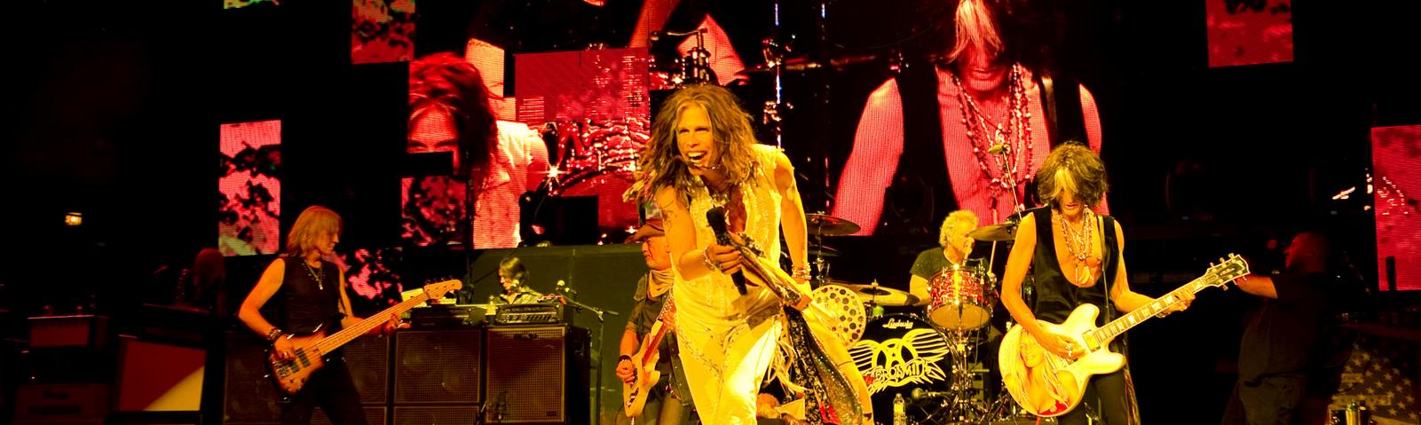 Aerosmith Banner