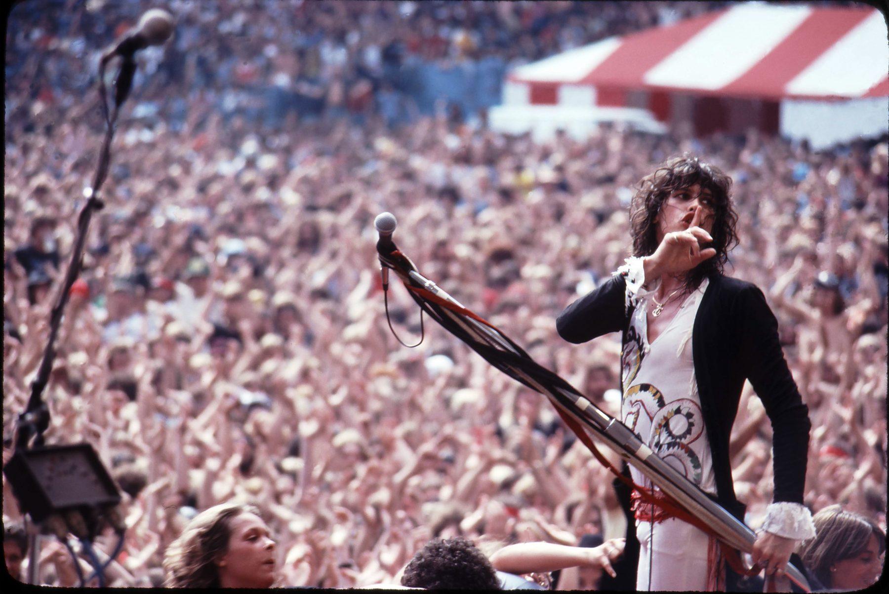 Aerosmith, 1979, Michael N. MarksPhoto Credit: Michael N. Marks