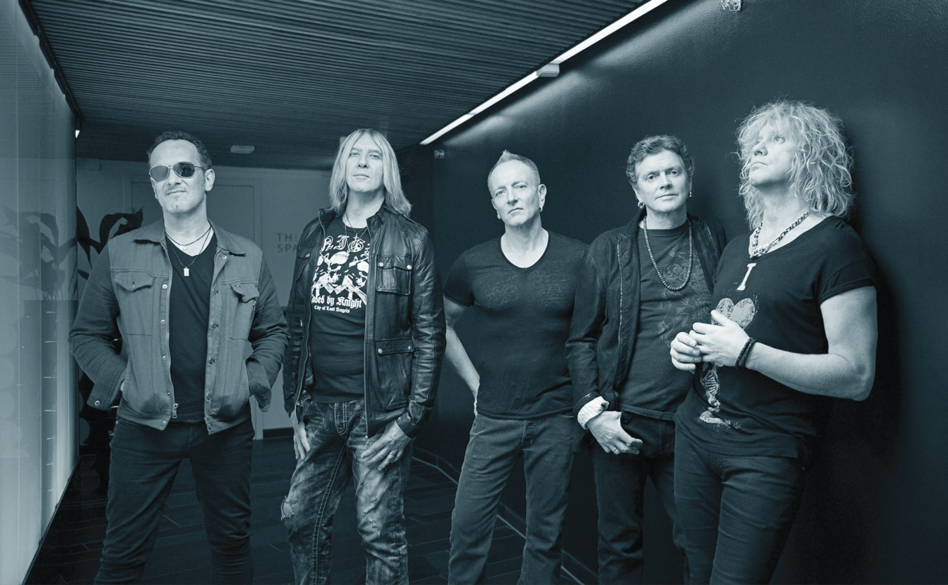 Def Leppard Extends Tour into 2016 with Styx and Tesla ...
