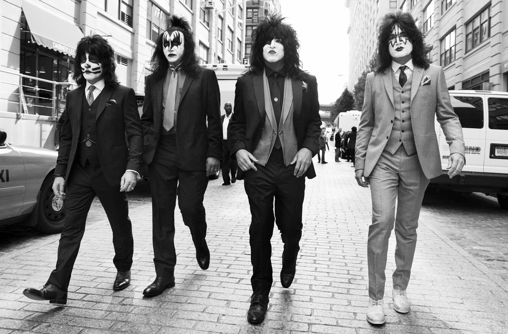 Kiss Continues 2015 Record Breaking Tour Down Under In