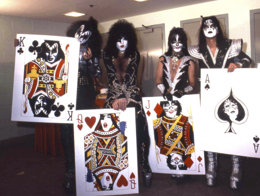 5953d0148 First Official KISS Exhibition To Take Place in Tokyo, Japan Oct 2016