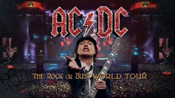 Ac Dc Rescheduled Tour Dates