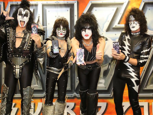 KISS, rock, music, gene simmons, tommy thayer, paul stanley, eric singer