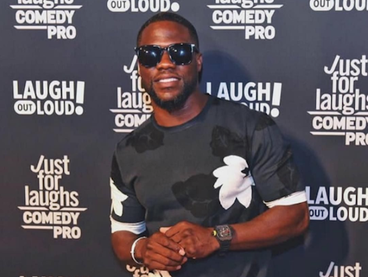 Kevin Hart, comedy, epic rights, licensing, tour, vip, merchandise
