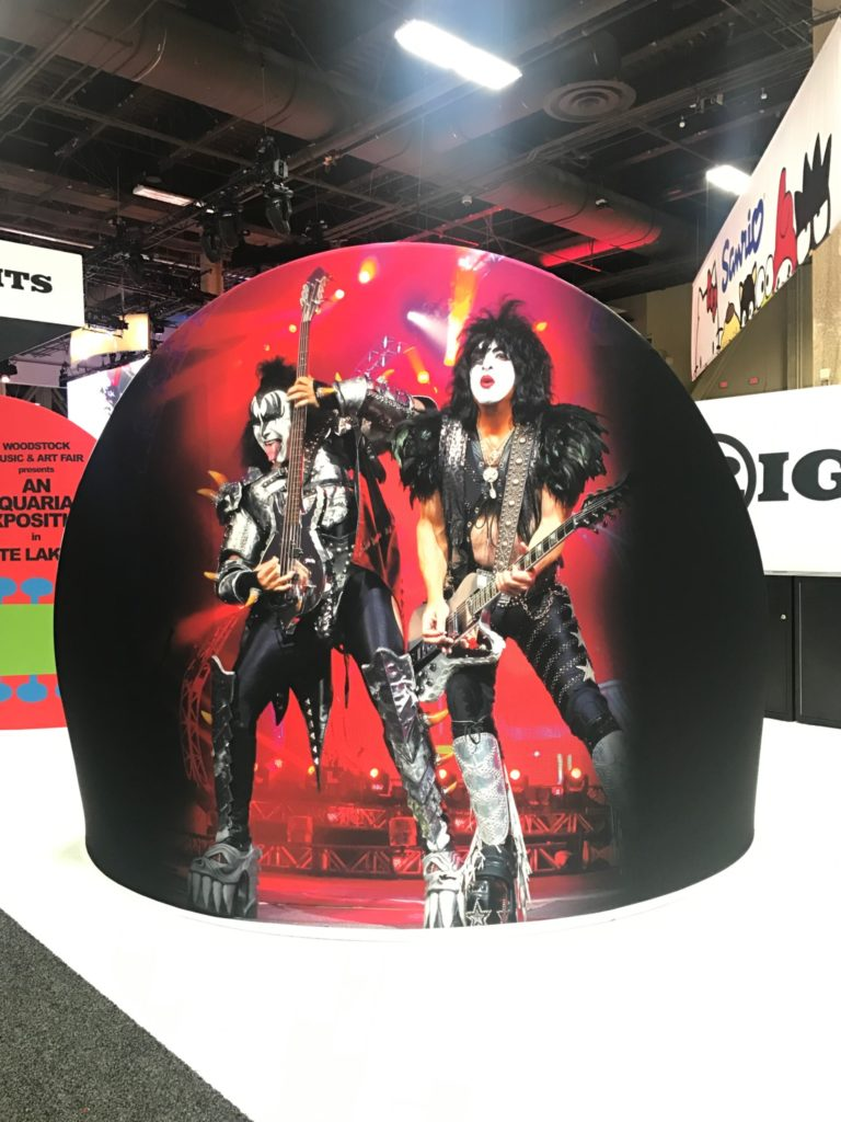 epic rights, licensing expo, kiss