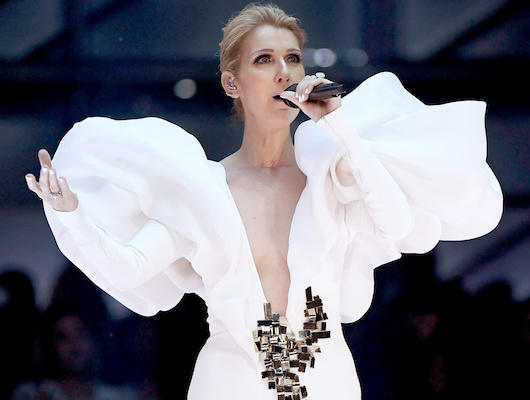 Celine Dion, Billboard, music, performance, Las Vegas