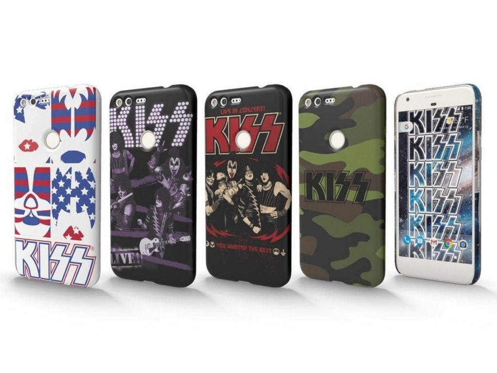 KISS, google, pixel, phone case