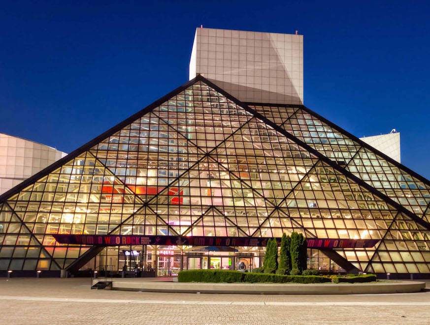 Rock & Roll Hall of Fame - Epic Rights